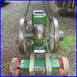 JOHN DEERE 3 hp HIT & MISS ENGINE