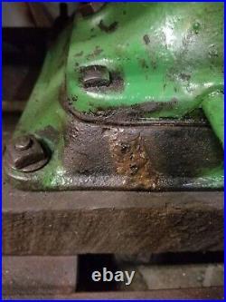 John Deere hit miss engine