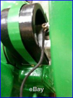 John Deere type E Hit Miss Engine 1 1/2hp Hit Miss Engine Ice Cream Maker