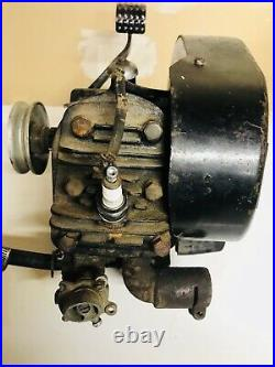 Johnson Iron Horse Engine Generator washing machine similar 2 Maytag Runs X305