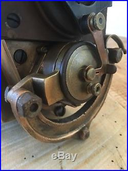KW Antique Prairie Tractor, Hit And Miss, Thresher, Combine Engine Magneto Hot