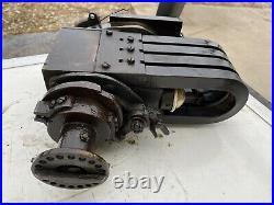 KW HiBar Antique PRAIRIE TRACTOR Car 4 Cylinder Hit And Miss Gas Engine Magneto