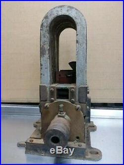 K-W MODEL B LIGHT GENERATOR ANTIQUE TRACTOR OLD CAR ENGINE Dynamo KW hit miss