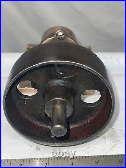 LOBEE Brass Body Gear Water Pump Hit Miss Gas Engine Tractor Auto 1/2 Thread