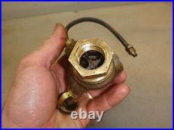 LUNKENHEIMER 3/4 LH FUEL MIXER or CARBURETOR Hit Miss ARCO Gas Engine NICE