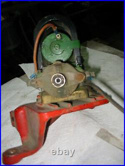Large Galloway Generator/magneto Stationary Hit Miss Vintage Gas Engine Antique