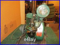Lauson Model RSC-591 Stationary Gas Engine Vintage Steampunk Hit Miss