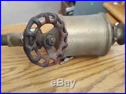 Lunkenheimer NO. 5 major Brass Hit Miss engine Steam ship Engine Oiler