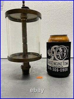 Lunkenheimer No. 8 Figure 1300 SENTINEL Oiler Hit Miss Gas Engine Antique