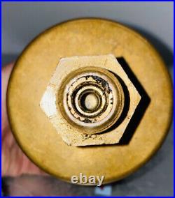Lunkenheimer PARAGON #5 Figure 1301 Brass Cylinder Oiler Hit Miss Gas Engine