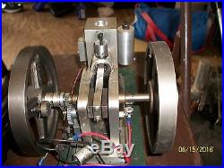 Miniature Hit And Miss Engine Hand Made