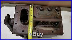 Madison Kipp Lubricator IHC Mogul hit miss engine 3 port oiler