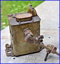Manzel Lubricator Engine Oiler Antique Tractor Hit Miss Engine Steam Model XD