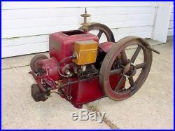 Massey Harris 1 1/2 hp Type 2 Hit Miss Gas Engine