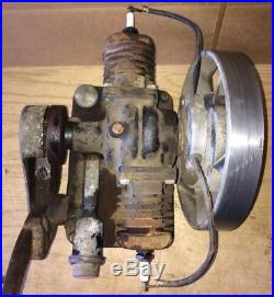 Maytag Engine Wico Twin cylinder Motor RUNS GREAT! Antique Hit And Miss