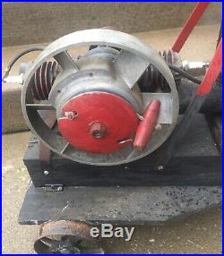 Maytag Hit Miss Engine Model 72 Motor Rope Start Hot Rod Runs Great! WILL SHIP