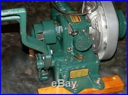 Maytag Hit Miss Engine Model 92/19 Motor Single Cylinder Starts Runs Good