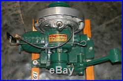 Maytag Hit Miss Engine Model 92 Motor Single Cylinder Starts Runs Good