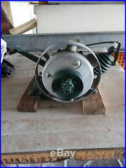 Maytag Hit Miss Engine Model 92 Washing Machine Kick Start