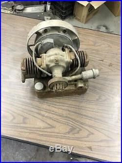 Maytag Hit Miss Engine Twin Cylinder Model 72-D Washing Machine Kick Start