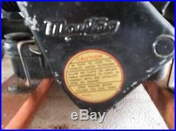 Maytag Hit Miss Engine Twin Cylinder Model 72 Washing Machine Kick Start