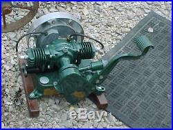 Maytag Hit Miss Gas Engine 1940 Model 72 Motor Wringer Washer Vintage