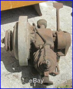 Maytag Hit and Miss stationary gas engine / motor FY-ED4 S279 for parts only