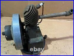 Maytag Magneto Upright Gas Engine Hit & Miss SN# 104372