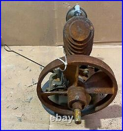 Maytag Magneto Upright Gas Engine Hit & Miss SN# N/A