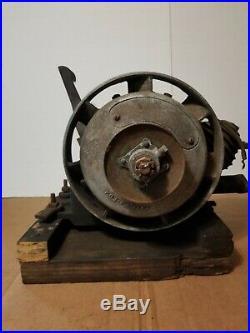 Maytag Model 19 Gas Engine Hit & Miss Washing Machine Engine Antique Vintage