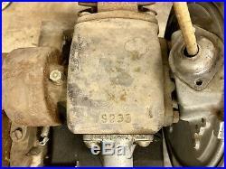 Maytag Model 31 Gas Engine Motor RUNS GREAT! Hit And Miss Original