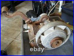 Maytag Model 72-D Gas Engine Hit & Miss MOTOR Turns easily Not tested