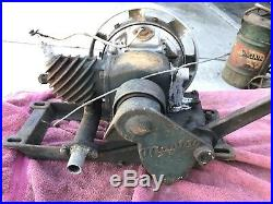 Maytag Model 92 Side Exhaust Scarce! Hit Miss Gas Engine Motor 1928