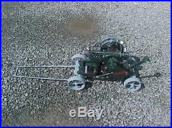 Maytag Small Engine Truck Cart Hit Miss Gas Motor Wringer Washer