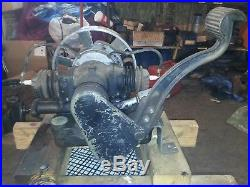 Maytag model 72 hit and miss gas engine motor