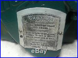 Maytag model 92/19 gas engine hit and miss motor (1937)