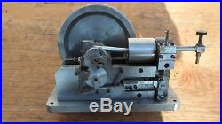 Miniature Gas Engine Hit and Miss Hand machined