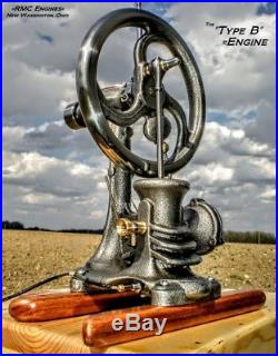 antique   Hit Miss Engine