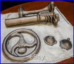 Model Gas Engine Castings Plans Kit old antique hit miss steam hot air motor
