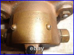Motsinger DC friction drive magneto or generator for Hit Miss Gas Engine Tractor