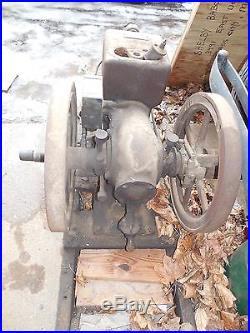Nice Original Barn Fresh 1-1/2 HP Type M International Engine 1929 Hit Miss