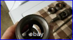 New Intake & Exhaust Valves with cages and nuts for 4hp Novo Hit Miss Engine