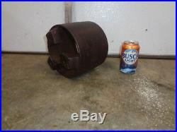 New Way 7 3/8 pulley for hit miss gas engine