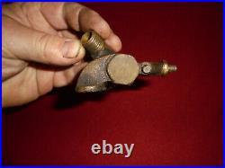 Nice 1/2 Hp Upright Maytag Hit & Miss Gas Engine Brass Carburetor Wringer Washer