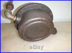 No. 1 GASOMETER or REGULATOR Hit and Miss Old Gas Engine Oil Field Natural Gas