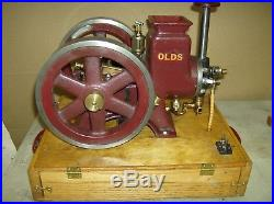 OLDS model gas engine hit miss