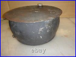 ORIGINAL FUEL or GAS TANK for 6hp or 8hp ASSOCIATED Hit and Miss Old Gas Engine