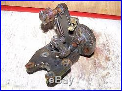 Old AERMOTOR 303M57 8-Cycle Hit Miss Gas Engine Webster Ignitor Steam Oiler NICE