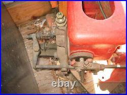 Old ASSOCIATED CHORE BOY Hit Miss Gas Engine Chore boy 1 3/4 hp