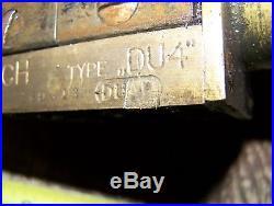 Old BOSCH DU4 DUAL Magneto Brass Tractor Car Truck Hit Miss Gas Engine Steam HOT
